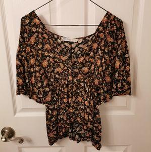 2 for 20$🌟 Zara Peplum Style Shirt